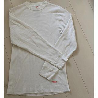 シュプリーム(Supreme)のSupreme Hanes サーマルロンT コラボ (Tシャツ/カットソー(半袖/袖なし))