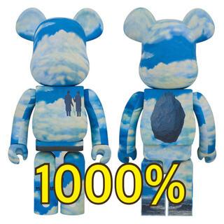 メディコムトイ(MEDICOM TOY)のbe@rbrick rene magritte 1000%(その他)