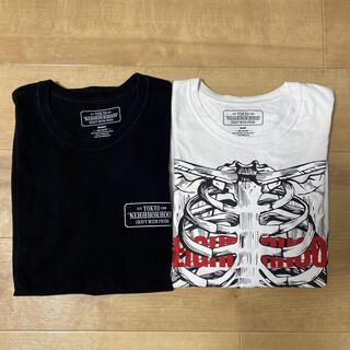NEIGHBORHOOD - neighborhood Tシャツ 2枚セット