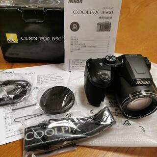 Nikon - Nikon ニコン COOLPIX クールピクス B500