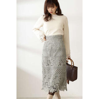 PROPORTION BODY DRESSING - PBD ♡ レースタイトスカート