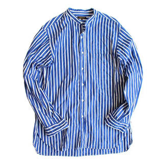 A VONTADE バンドカラーシャツ ボンタージ S