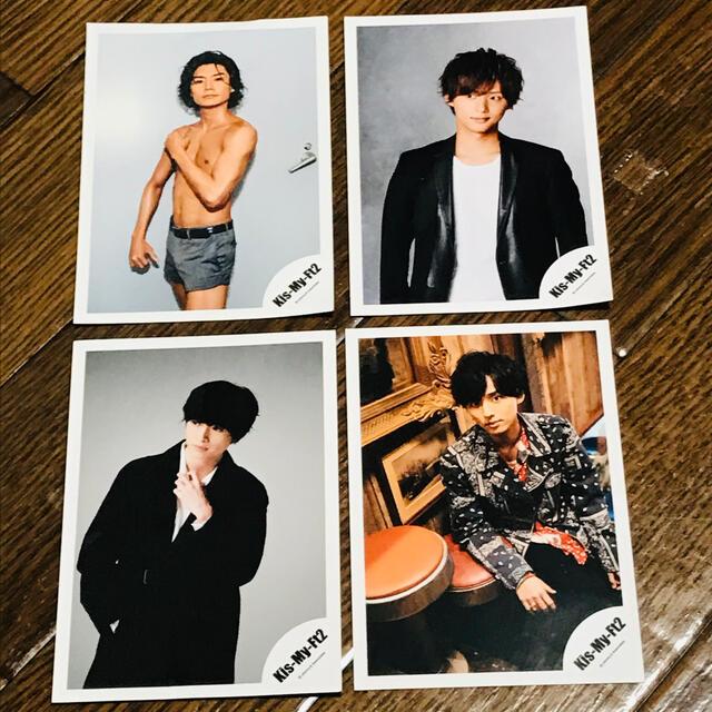 Kis-My-Ft2(キスマイフットツー)のKis-My-Ft2 ポストカード エンタメ/ホビーのタレントグッズ(アイドルグッズ)の商品写真