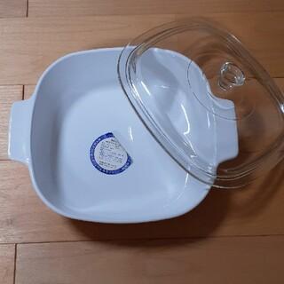 【未使用】パイロセラム 耐熱ガラス食器(調理道具/製菓道具)