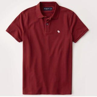 アバクロンビーアンドフィッチ(Abercrombie&Fitch)のAbercrombie&Fitchクラシックアイコンストレッチポロシャツ(ポロシャツ)