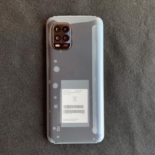 エーユー(au)のXiaomi Mi 10 Lite 5G XIG01 au SIMロック解除済(スマートフォン本体)