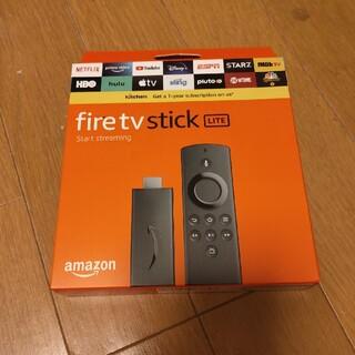 新品未使用 日本未発売 最新版fire tv stick lite