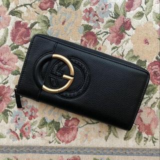 Gucci - 【12/1までお取り置き Kitty☆様専用】GUCCI 長財布