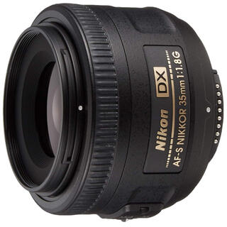 Nikon - AF-S DX NIKKOR 35mm f/1.8G レンズ