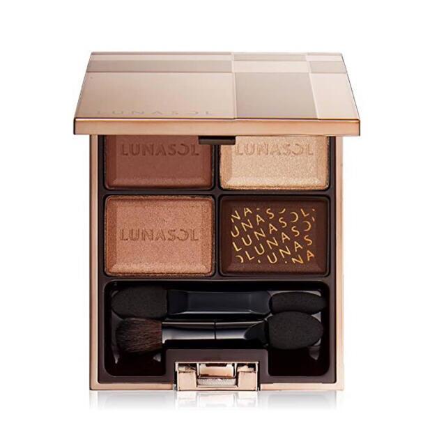 LUNASOL(ルナソル)のルナソル ショコラアイズ02🍫❤︎ コスメ/美容のベースメイク/化粧品(アイシャドウ)の商品写真