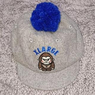 エクストララージ(XLARGE)の【XLARGE】帽子 キャップ おまけつき(帽子)