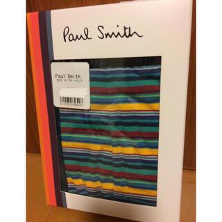 ポールスミス(Paul Smith)の新品  ポールスミス ボクサーパンツ Sサイズ 箱あり 未開封(ボクサーパンツ)