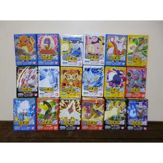 ポケモン(ポケモン)の☆キメわざポケモンキッズDP5 フィギュア 全18種☆ラスト(アニメ/ゲーム)