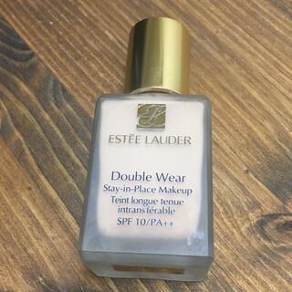 Estee Lauder - エスティーローダー ダブルウェアファンデファンデーション サンド