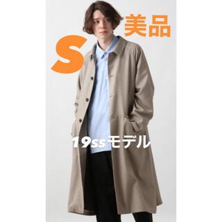 HARE - 【美品】HARE BIGステンカラーコート 19ss