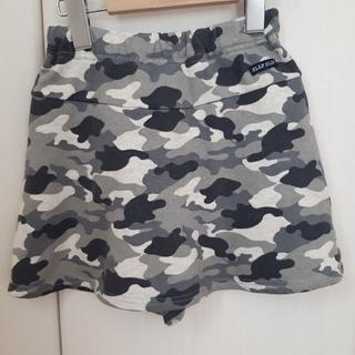 ベベ(BeBe)のSLAPSLIP キュロットスカート 130センチ(スカート)