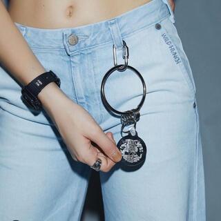 アリシアスタン(ALEXIA STAM)のjuemi key ring(キーホルダー)