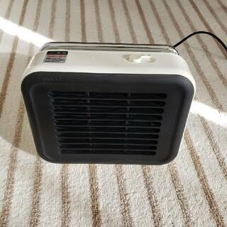 ドウシシャ(ドウシシャ)の暖房器具 mood パーソナルセラミックヒーター 中古・美品 ドウシシャ(電気ヒーター)
