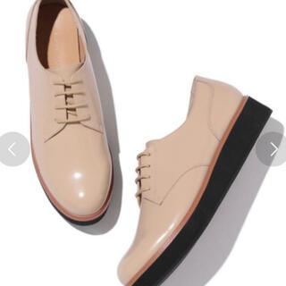 アダムエロぺ(Adam et Rope')のAdam et Rope'厚底レースアップシューズ(ローファー/革靴)