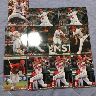 カルビー(カルビー)のプロ野球カード(スポーツ選手)