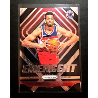 【124】 NBA カード Troy Brown jr. RC prizm(シングルカード)