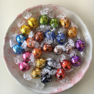 Lindt - リンツ リンドールチョコレート 13種26個