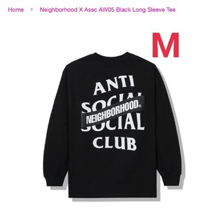 NEIGHBORHOOD × ANTI SOCIAL SOCIAL CLUB