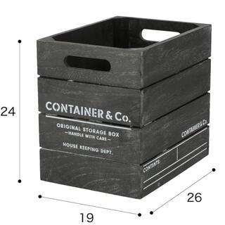 ニトリ(ニトリ)のニトリ↠積み重ねできる収納Box(縦ハーフサイズ)4個set(ケース/ボックス)