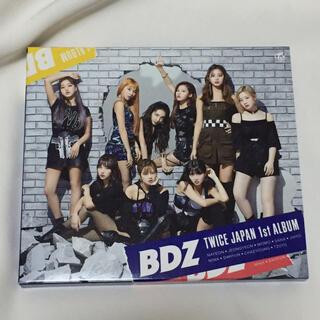 ウェストトゥワイス(Waste(twice))のTWICE BDZ CD(K-POP/アジア)