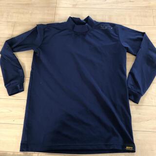 ゼット(ZETT)の✴︎うながっぱ様専用✴︎ゼット ZETT アンダーシャツ160 紺色 男の子(ウェア)