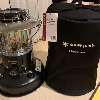 スノーピーク(Snow Peak)のnica様専用。。スノーピーク♡レインボーストーブ&ケース(ストーブ)