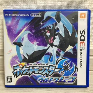 ニンテンドー3DS - ポケットモンスター ウルトラムーン  3DS