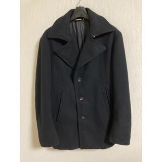ジャーナルスタンダード ウールPコート ブラック Lサイズ