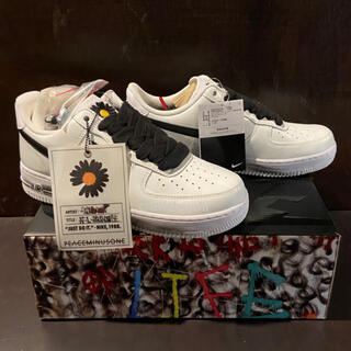 NIKE - NIKE G-DRAGON AIR FORCE1 PARANOISE 26cm