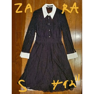 ZARA - ZARA ワンピース レース