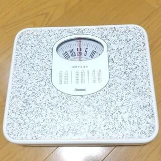 タニタ(TANITA)のタニタ アナログ 体重計 スケール(体重計/体脂肪計)
