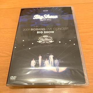 BIGBANG DVD ライブコンサート BIG SHOW