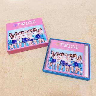 ウェストトゥワイス(Waste(twice))のTWICE*#TWICE-初回限定盤A-(K-POP/アジア)