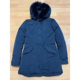 ウールリッチ(WOOLRICH)のWoolrich Luxury Arctic Parka XSサイズ 黒(ダウンコート)
