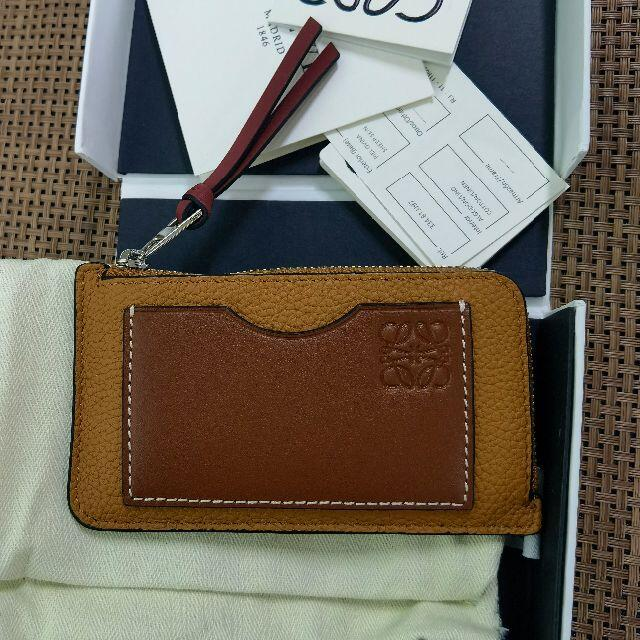 LOEWE(ロエベ)のLOEWE コインカードホルダー レディースのファッション小物(コインケース)の商品写真