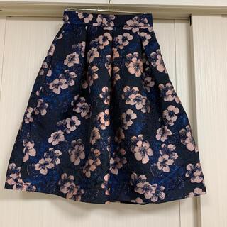 トランテアンソンドゥモード(31 Sons de mode)の31 sons de mode スカート(ひざ丈スカート)