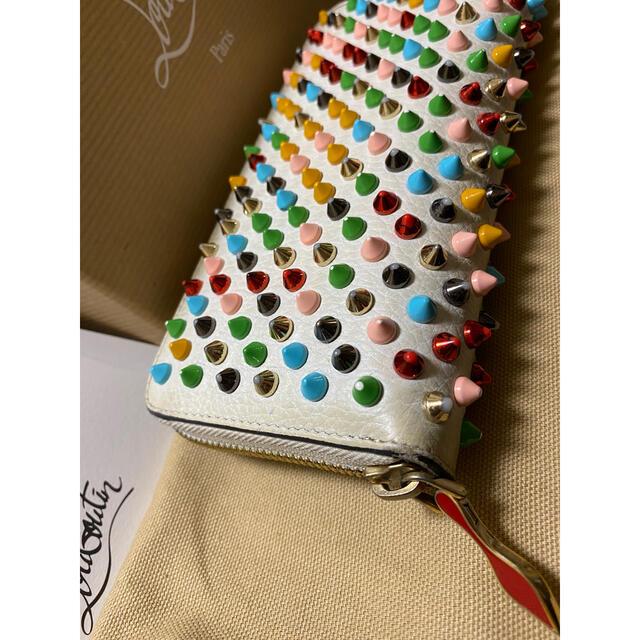 Christian Louboutin(クリスチャンルブタン)のChristian Louboutin ルブタン 長財布 ウォレット メンズのファッション小物(長財布)の商品写真