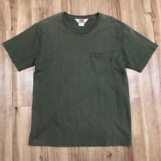 ベンデイビス(BEN DAVIS)のTシャツ XL 緑色 BEN DAVIS(Tシャツ/カットソー(半袖/袖なし))