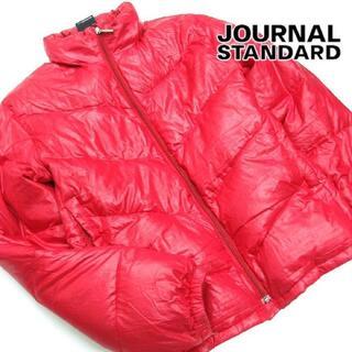 ジャーナルスタンダード(JOURNAL STANDARD)のジャーナルスタンダード メンズ 収納フード付き ダウンJK S48(ダウンジャケット)