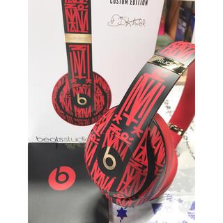ビーツバイドクタードレ(Beats by Dr Dre)のBeats studio3 wireless DJ Khaled(ヘッドフォン/イヤフォン)