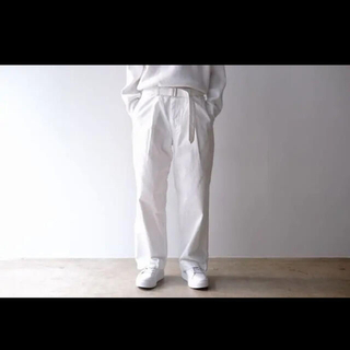 COMOLI - 【早い者勝ち】送料無料 Graphpaper 20SS Belted Pants