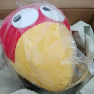 モリナガセイカ(森永製菓)のキョロちゃんのぬいぐるみ キョロちゃん 森永製菓 チョコボール(キャラクターグッズ)