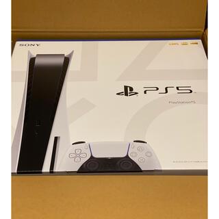プレイステーション(PlayStation)の[本体][PS5]PlayStation5(CFI-1000A01)(家庭用ゲーム機本体)
