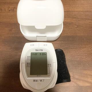 タニタ(TANITA)のタニタ 手首式血圧計(その他)