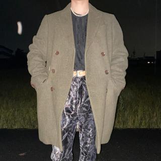 ジョンローレンスサリバン(JOHN LAWRENCE SULLIVAN)の90s vintage long tailored jacket(テーラードジャケット)